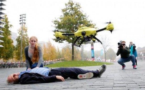 Ambulance drone)