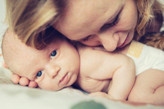Cuidados de la recien mama